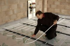 An underfloor heating system is an essential for today's self-builders, yet it can also be installed retrofit. In this article Robbens Systems presents a DIY guide to installing your own 'wet' underfloor heating system.