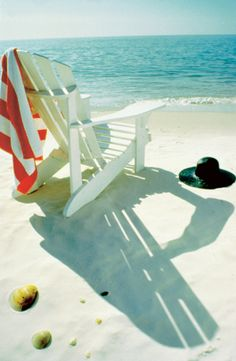 Sanibel Island Rentals–Florida Villa Rental–Sanibel Vacation Rental at the Beach Road Villas Paradis Tropical, Saint George Island, Beach Please, I Love The Beach, Am Meer, Beach Scenes, Ocean Scenes, Beach Chairs, Plein Air