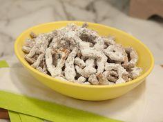 Pretzel Chow Mix Recipe : Jeff Mauro : Food Network - FoodNetwork.com