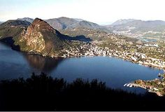 Lugano, Switzerland - will be spending a day here during our Italian adventure!