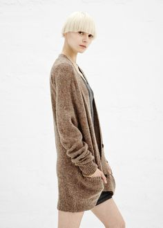 Isabel Marant Rider Cardigan (Taupe). great great sweater. great basic