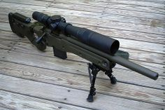 List of the Ten Best Sniper Rifles for Survivalists and Preppers whose main priority is weapon quality and dependability for use in various survival scenarios. Military Weapons, Weapons Guns, Guns And Ammo, Military Life, Airsoft, Bushcraft, Armas Ninja, Remington 700, Bolt Action Rifle