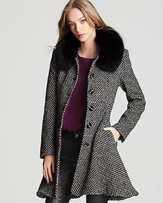 Coat Lucetta Fur