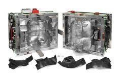Custom Molded Plastic Automotive Parts