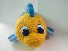 el pez angel de nemo en crochet - Buscar con Google