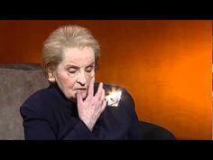 Madeleine Albright TED talk