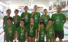 Évora: Torneio Regional Cadetes juntou nadadores de Elvas e Campo Maior