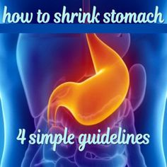 Once you understand how the digestive system works, simply putting into practice these four steps to shrink the size of your stomach makes perfect sense. You won't feel hungry all the time. Always Feeling Hungry, Blood Sugar Solution, Hungry All The Time, Perfect Sense, Simple Rules, Lower Blood Pressure, Weight Control, Take The First Step, Surgery