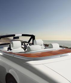 ♂ Masculine & elegance white 2013 Rolls-Royce Phantom Series II