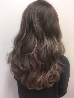 Asian Hair Wavy, Wavey Hair, Long Wavy Hair, Permed Hairstyles, Pretty Hairstyles, Men Hairstyles, Redhead Hairstyles, Medium Hair Styles, Curly Hair Styles