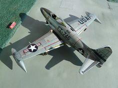 Lockheed T-33 Shooting Star - Hobbycraft 1/48 - Szukaj w Google