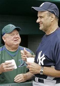 Don Zimmer & Joe Torre (two awesome people)