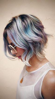 cool Колорирование на темные и светлые волосы (55 фото) —  Модные оттенки в 2016 году