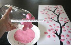 Make flowers with plastic bottles.... Πως Nα Φτιάξουμε Λουλούδια Με Πλαστικά Μπουκάλια...