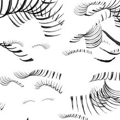 Turn your end-of-year bash into a full-on lash party with our ultra-glam Lashes.