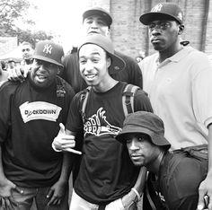 DJ Premier, Marley Marl, Pete Rock & Masta Ace