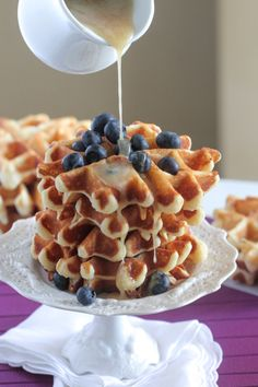 How To Make The Perfect Waffles