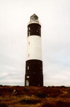 Dog Island Lighthouse New Zealand