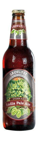 Skovlyst India Pale Ale | India Pale ale er en kraftfuld og fyldig øl med en tydelig humlekarakter. Specieludvalgte humlesorter giver denne øl er forfriskende bitterhed og en fremstående duft af de specielle humlesorter der tilfører blomster, græs- og citrusagtige dufte til øllet.