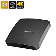 ZIDOO A5S S905X Android 6.0 TV Box