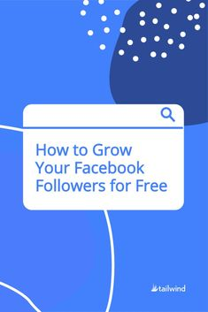 Looking for ways to grow your Facebook followers without spending a cent? Check out ten easy tips in this guide to growing your Facebook audience. Facebook Followers, Facebook Users, Facebook Business, Facebook Advertising Tips, Facebook Marketing, Content Marketing, About Facebook, Business Profile, New Thought