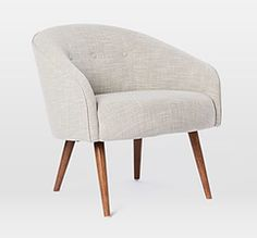 West Elm offers modern furniture and home decor featuring inspiring designs and colors. Create a stylish space with home accessories from West Elm. Living Room Seating, Boho Living Room, Black Dining Room Chairs, Living Room Chairs, West Elm, Lounge Furniture, Modern Furniture, Brown Accent Chair, Accent Chairs
