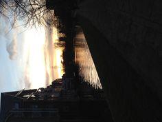 Sunrise, Westbourne Park