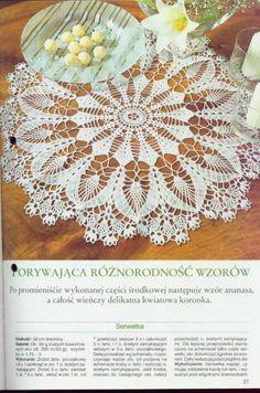 Gallery.ru / Фото #26 - Wzory szydelkowe II - gosiaka