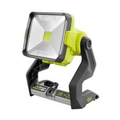 Ryobi, 18-Volt ONE+ Dual Power 20-Watt LED Work Light (Tool-Only), P720 at The Home Depot - Mobile