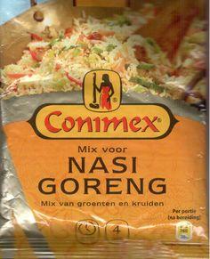 Conimex Nasi Goreng - BigOven 165649