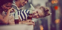 Image result for coca cola campaign taste the feeling