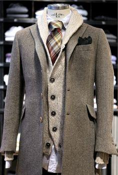 Gentlemen's Tasteful Wardrobe