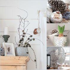 Herzenswärme Glass Vase, Winter, Inspiration, Home Decor, Heart, Winter Time, Biblical Inspiration, Decoration Home, Room Decor