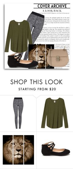 """Day-16"" by kryslyn007 on Polyvore featuring Topshop and Chloé"