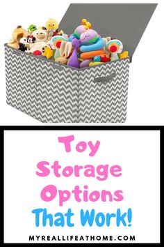 Toy Storage and Organization - Check out these easy toy storage solutions that you can buy on Amazon (or find in your home) #toystorage #toyorganization #toyorganizationideas #organize #dyiorganize #declutter #homeorganization #dyitoystorage #easyorganization Toy Storage Solutions, Kid Toy Storage, Cube Storage, Lego Storage, Hidden Storage, Dyi Organization, Toy Hammock, Stuffed Animal Storage, Organizing Your Home