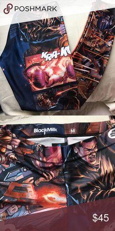 Metal gear black milk leggings size m Metal gear black milk leggings size m. NWOT Black Milk Pants Leggings