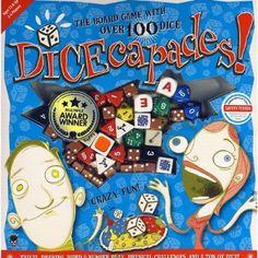 Dicecapades Board Game #DailyDeals