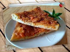 Pizza koláč s mletým mäsom a ananásom. #recepty #masovykolac #pizza French Toast, Pizza, Cakes, Breakfast, Food, Morning Coffee, Cake Makers, Kuchen, Essen