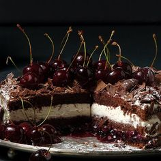steliosparliaros sweetalchemy glykesalchimiesofficial pastry love blackforest chocolate cream cherry Black Forest, Chocolate, Cherry, Cream, Instagram, Sweet, Desserts, Love, Deserts