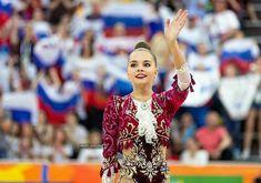 Arina Averina European 2018