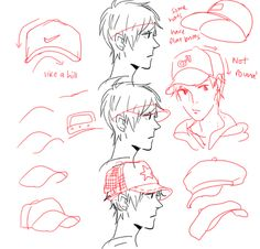 Hat and headgear tutorial.