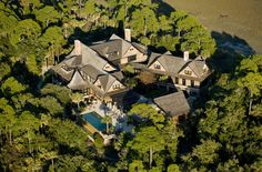 The Most Expensive Estate on Kiawah Island Asks $18M