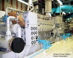 Clinton Power Station - Diesel Generators