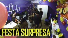Festa Surpresa – 1 milhão de Inscritos