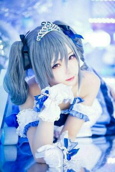 Cute Cosplay Cute Cosplay, Best Cosplay, Cosplay Girls, Anime Cosplay, Cosplay Characters, Anime Nerd, Character Creation, Kawaii Girl, Body Painting