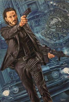 Read Capítulo No soy un héroe (Ibara) from the story Leyendo Ronin by (Broly Van Hellsing) with reads. Keanu Reeves John Wick, Keanu Charles Reeves, John Wick Hd, John Wick Movie, Cultura Pop, John Wick Tattoo, Keanu Reaves, The Best Films, Movie Poster Art