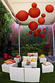 Outdoor Party Space