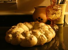 Scandinavian Cardamom Bread - Anxious to try - Mom uses cardamon in her rolls....wonderful!!
