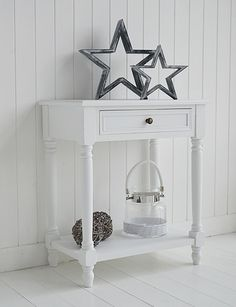 Console Tables For Hall And Living Room Furniture In Grey, White And Cream.  The