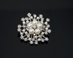 Welcome to The Bright shop! We have a variety of rhinestone brooches and buttons…
